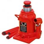 Домкрат профессиональный гидравлический бутылочный TORIN T92007 (190-335 мм, 20т)
