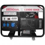 Бензиновый генератор STARK 12000EHX PREMIUM HONDA