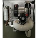 Поршневой безмасляный компрессор Remeza GMS 150-24D (РМ-3201.05)