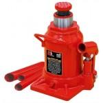 Домкрат профессиональный гидравлический бутылочный TORIN T91207 (190-350 мм, 12т)
