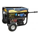 Бензиновый генератор FORTE FG8000A с блоком автоматики