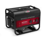 Бензиновый генератор BRIGGS  STRATTON Sprint 2200A