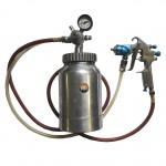 Краскопульт Air Pro 77-2QT + бак 2,2 л + шланг 2 м