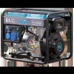 Дизельный генератор Konner&Sohnen KS 6100HDE