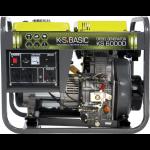 Дизельный генератор Konner&Sohnen Basic KSB 6000D