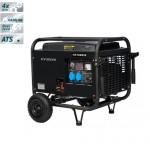Бензиновый генератор HYUNDAI Professional HY 7000SE