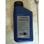 Масло для 2-х тактных двигателей Statoil 2 STROKE ENGINE OIL, 1 л