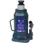Домкрат профессиональный гидравлический бутылочный TORIN T92004 (242-452 мм, 20т)