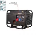 Бензиновый генератор Hyundai Professional HY 9000SE-3
