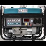 Бензо-газовый генератор Konner&Sohnen KS 3000G