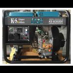 Дизельный генератор Konner&Sohnen KS 6000DE
