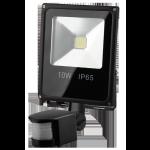 Прожектор Works LED FL10-S 10Вт (с датчиком движения)