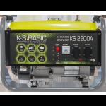 Бензиновый генератор Konner&Sohnen Basic KSB 2200A