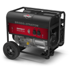 Бензиновый генератор BRIGGS  STRATTON Sprint 6200A