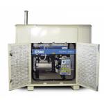 Шумозащитный кожух для генератора SDMO