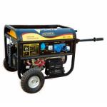 Бензиновый генератор FORTE FG6500A с блоком автоматики