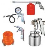 Набор пневмоинструментов Werk KIT-5SN