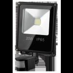 Прожектор Works LED FL20-S 20Вт (с датчиком движения)