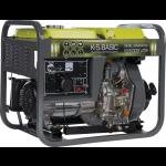 Дизельный генератор Konner&Sohnen Basic KSB 8000DE ATSR