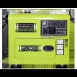 Дизельный генератор Konner&Sohnen Basic KSB 6000DES ATSR