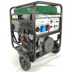 Бензиновый генератор IRON ANGEL EG 12000 EA30
