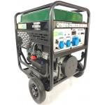 Бензиновый генератор IRON ANGEL EG 12000 EA0 + блок автоматики