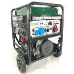 Бензиновый генератор IRON ANGEL EG 12000 E3/1