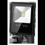 Прожектор Works LED FL30-S 30Вт (с датчиком движения)