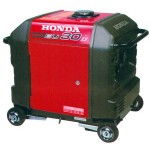 Бензиновый генератор Honda EU30is