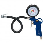 Пневмопистолет для накачивания колес с манометром FORTE TIG-6316