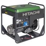 Трехфазный бензиновый генератор HITACHI E100
