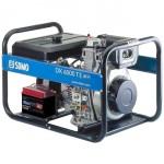 Трёхфазный генератор SDMO DX 6000TE R05A