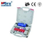 Пневмошлифмашинка WUFU Air Tools WF-005C в чемодане 17 предметов